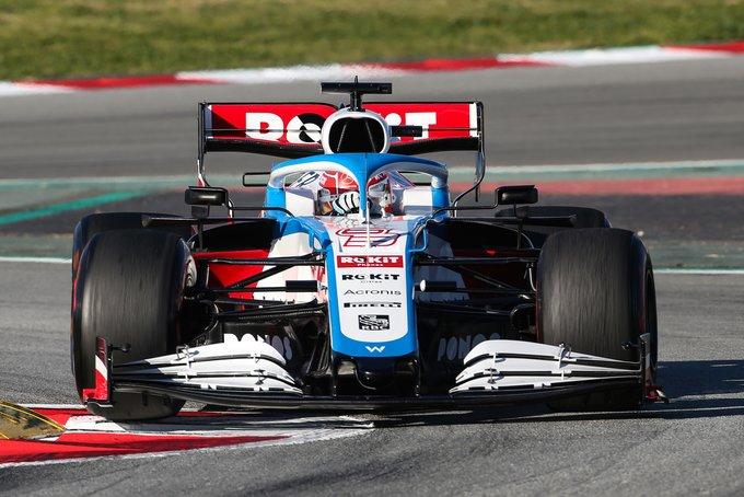 Williams nomina Simon Roberts Managing Director F1