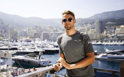 Jenson Button nel Customer Racing Team su McLaren 720S GT3