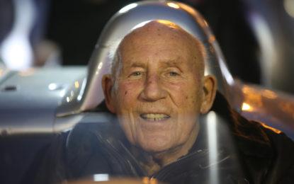 Sir Stirling Moss: ci ha lasciati una delle leggende della F1