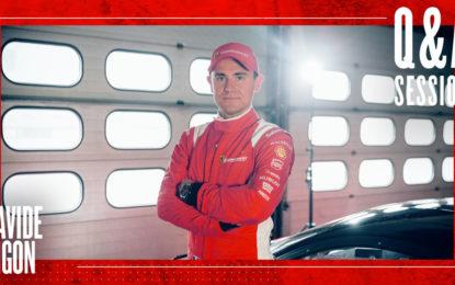 WEC: Q&A con il pilota Ferrari David Rigon
