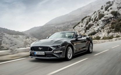 Buon compleanno Ford Mustang!