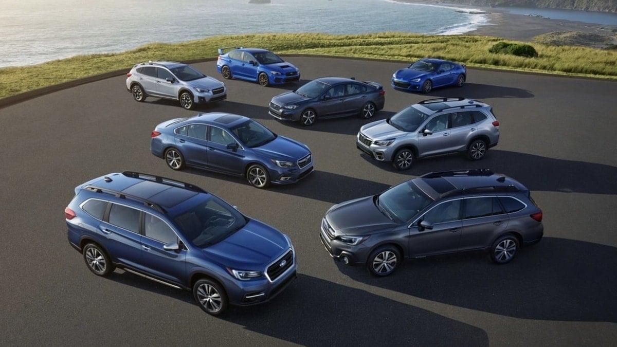 Subaru si conferma il brand con i clienti più fedeli negli USA