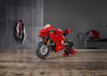 LEGO Technic presenta la Ducati Panigale V4 R