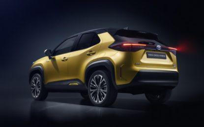 Toyota Yaris Cross: il nuovo SUV compatto
