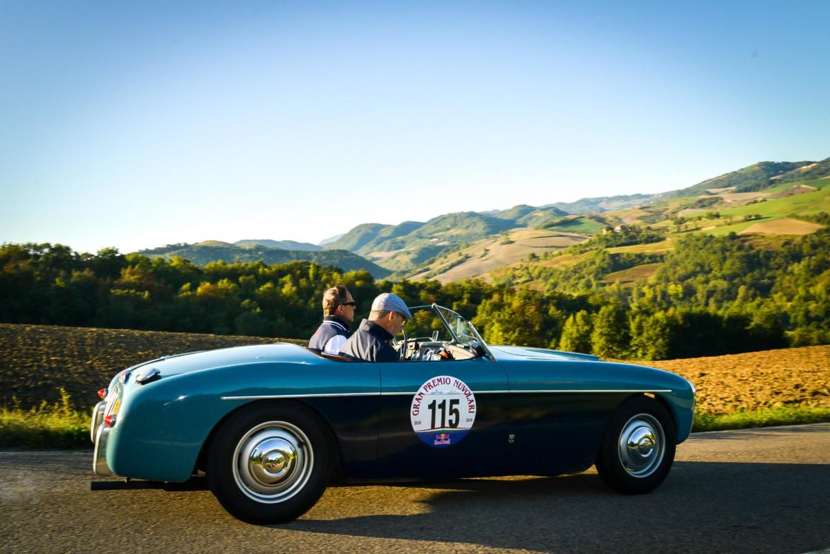 Gran Premio Nuvolari: 30° edizione dal 17 al 20 settembre