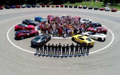 Ferrari raccoglie €1milione con i suoi clienti per la lotta al Covid-19