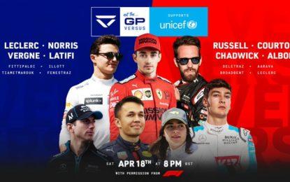 Da oggi un weekend di gare virtuali su Sky Sport