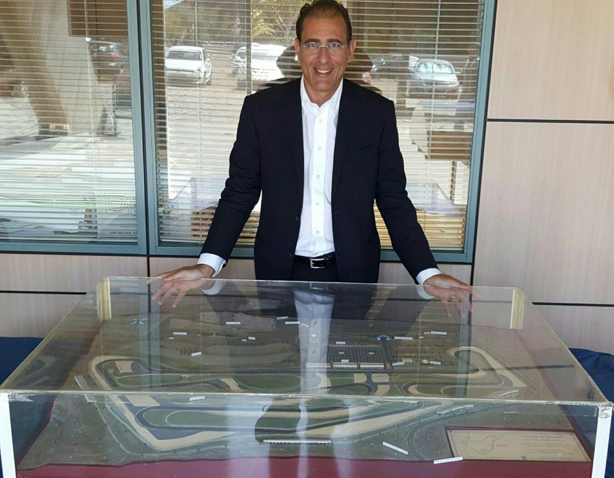 Walter Sciacca: il destino del Parque Internacional del Motor Circuito Tenerife al termine della pandemia
