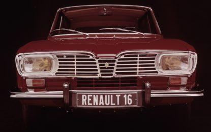 Renault 16: l'auto da vivere, insieme