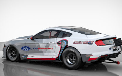 Ford Performance presenta Mustang Cobra Jet 1400