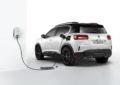 Nuovo SUV C5 Aircross Hybrid: ricarica semplice e veloce