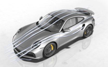 Nuova Porsche 911 Turbo S