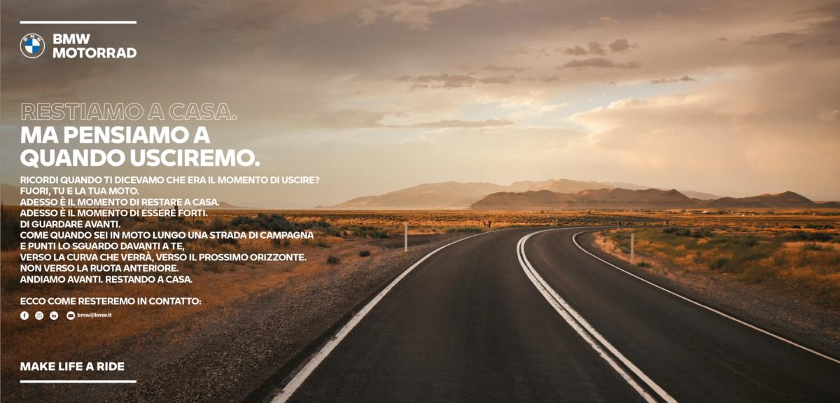 BMW Motorrad Italia posticipa la scadenza della garanzia