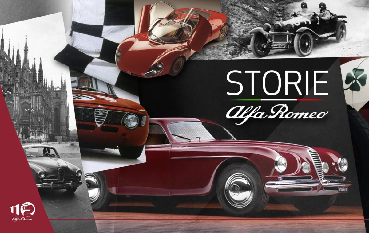 """""""Storie Alfa Romeo"""": il brand si racconta agli appassionati"""
