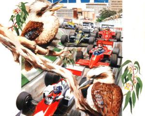 La beffa di Adelaide 86 con gli occhi di Mansell