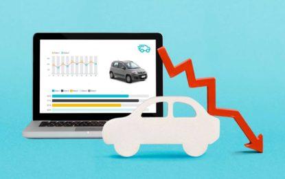 Mercato delle auto usate nella settimana dal 13 al 20 aprile