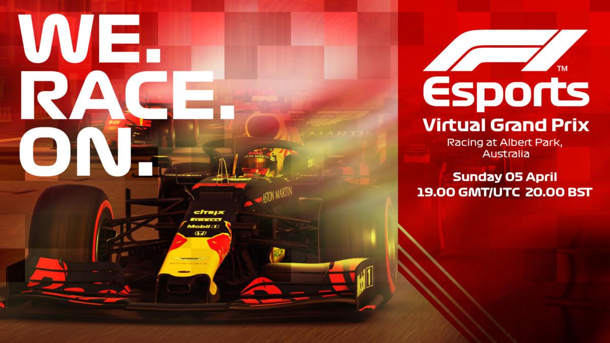 Virtual Melbourne GP alle 21.00 su Sky Sport F1