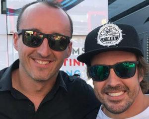 """Domenicali: """"Kubica e Alonso sarebbero stati una grande coppia in Ferrari"""""""