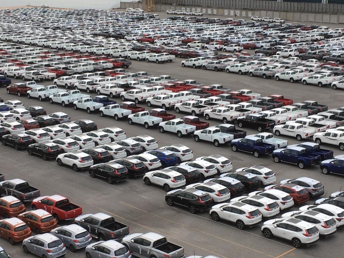 Crollo mercato auto a marzo -85%. UNRAE chiede un piano immediato al Governo