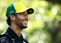 Da Daniel Ricciardo un messaggio a tutti noi amici italiani