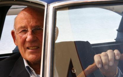 La Scuderia ricorda Sir Stirling Moss e quelle strade che si sono solo sfiorate