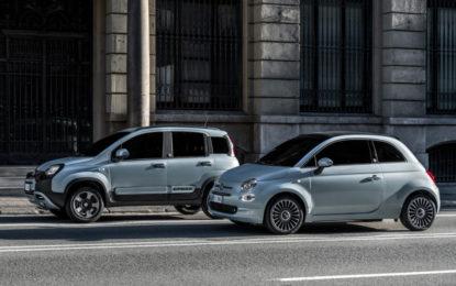 Fiat 500 e Panda Hybrid con D-Fence Pack