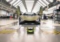 Lamborghini e LEGO Group ricreano la Sián FKP 37