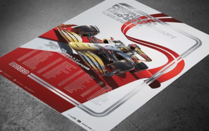 Formula 1 sceglie Automobilist per celebrare i suoi 70 anni