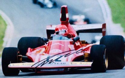 Per i 70 anni della F1 aste e memorabilia su Catawiki