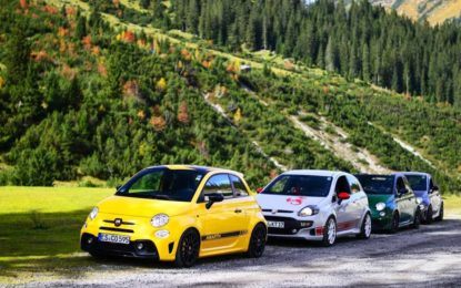 I fan dello Scorpione riuniti online nel Virtual Tour Abarth