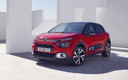 Citroën C3: ancora più comfort, colore, dinamismo