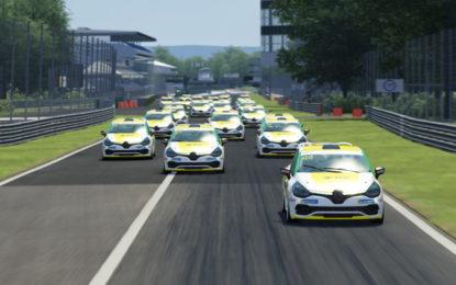 La Clio Cup ItaliaeSport Series torna in pista a Imola