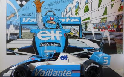 Le monoposto di F1 di Michel Vaillant: la F1 Turbo 1982
