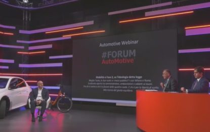 #FORUMAutoMotive: meglio l'auto, le due ruote o…?