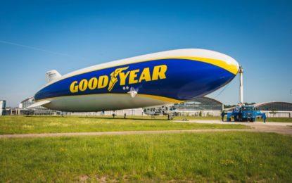 Il dirigibile Goodyear ritorna in Europa