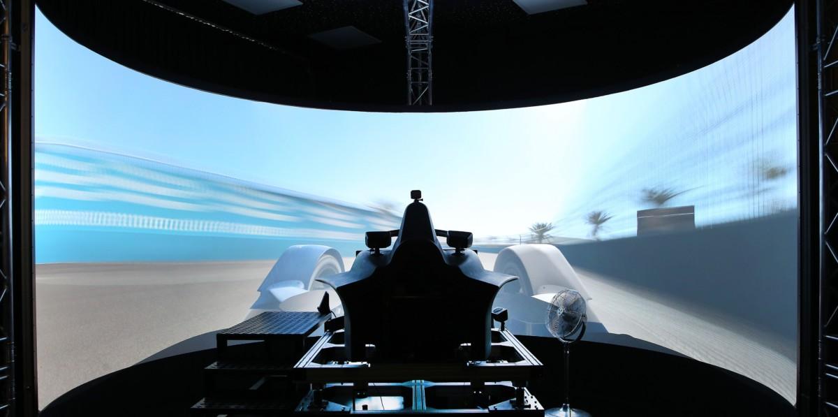 Alla scoperta del simulatore BMW Motorsport