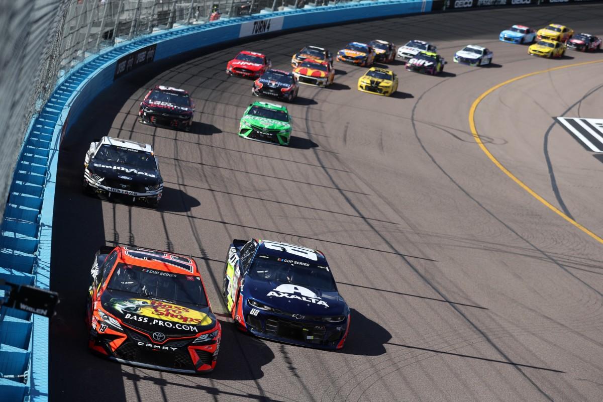 Riparte la NASCAR! Peccato che DAZN abbia i diritti ma non la trasmetta