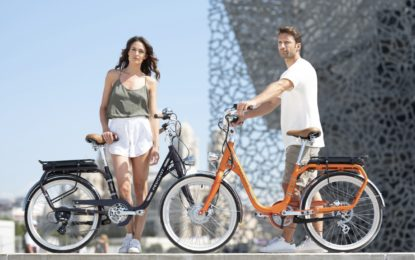 PEUGEOT Cycles presenta LEGEND eLC01