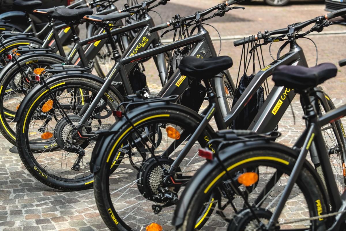 Da Pirelli bici elettriche ai dipendenti ASST Fatebenefratelli Sacco