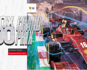 100X1000, il viaggio che porta ai mille GP della Ferrari