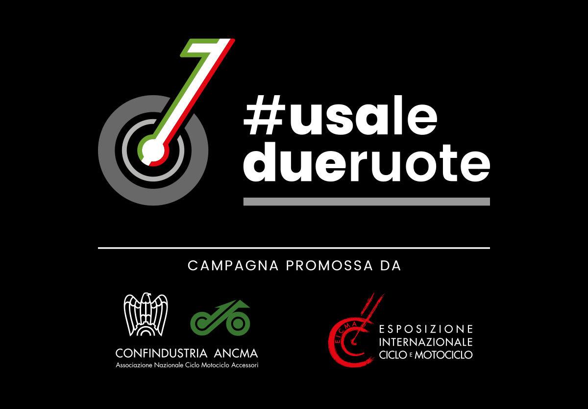 #usaledueruote: la nuova campagna di Confindustria ANCMA ed EICMA