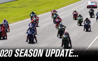 La stagione WorldSBK 2020 si avvicina al ritorno all'azione