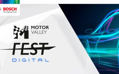 Bosch e il futuro della mobilità al Motor Valley Fest Digital