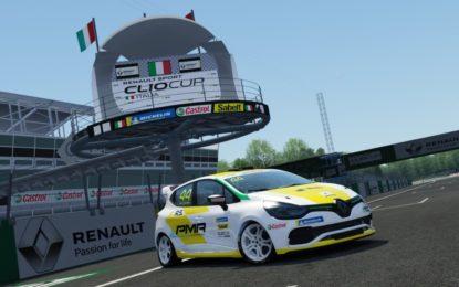Clio Cup Italia: stagione confermata. Per ora con l'eSport