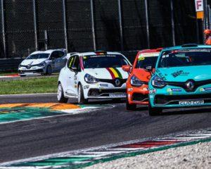 La Clio Cup Italia riaccende i motori a luglio