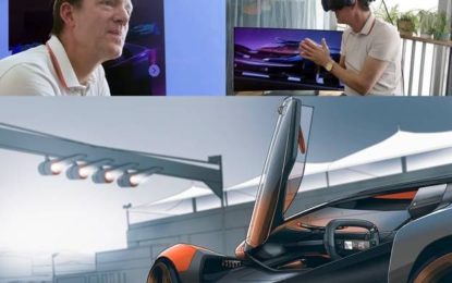 Oggi evento livestream per vivere in diretta il Virtual Design Studio di Ford