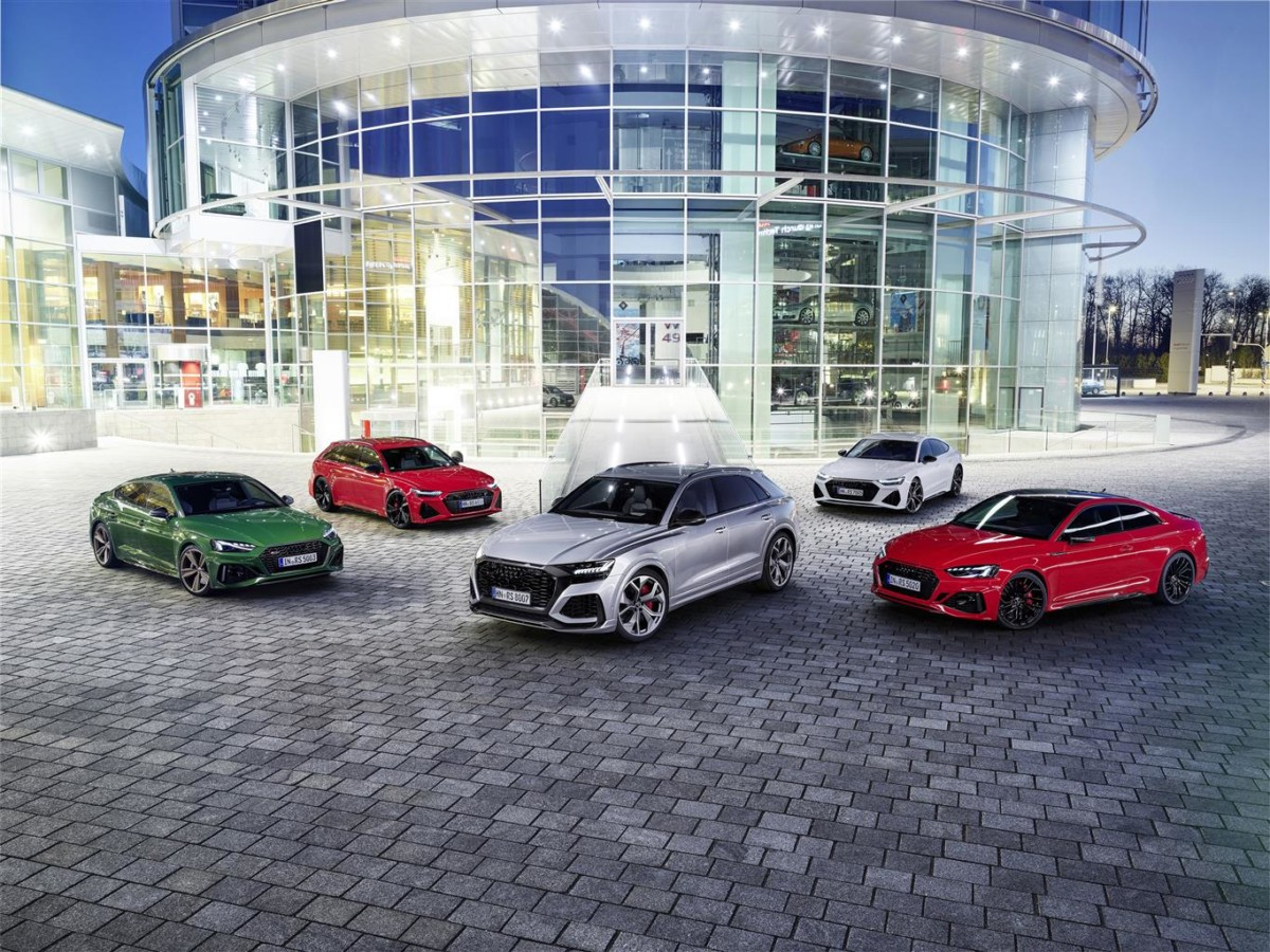 Audi Sport: come nascono le RS, le sportive dei quattro anelli