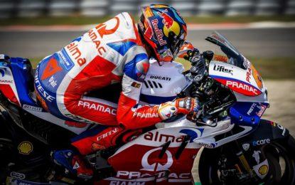 MotoGP: Jack Miller pilota ufficiale Ducati dal 2021