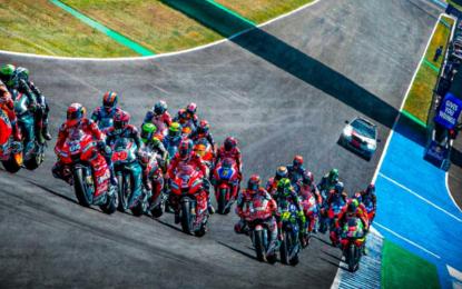 MotoGP: progetto di partire a luglio, con due GP a Jerez