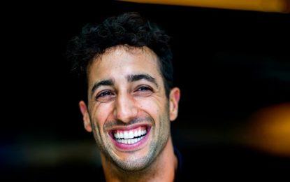 Daniel Ricciardo al fianco di Lando Norris in McLaren dal 2021